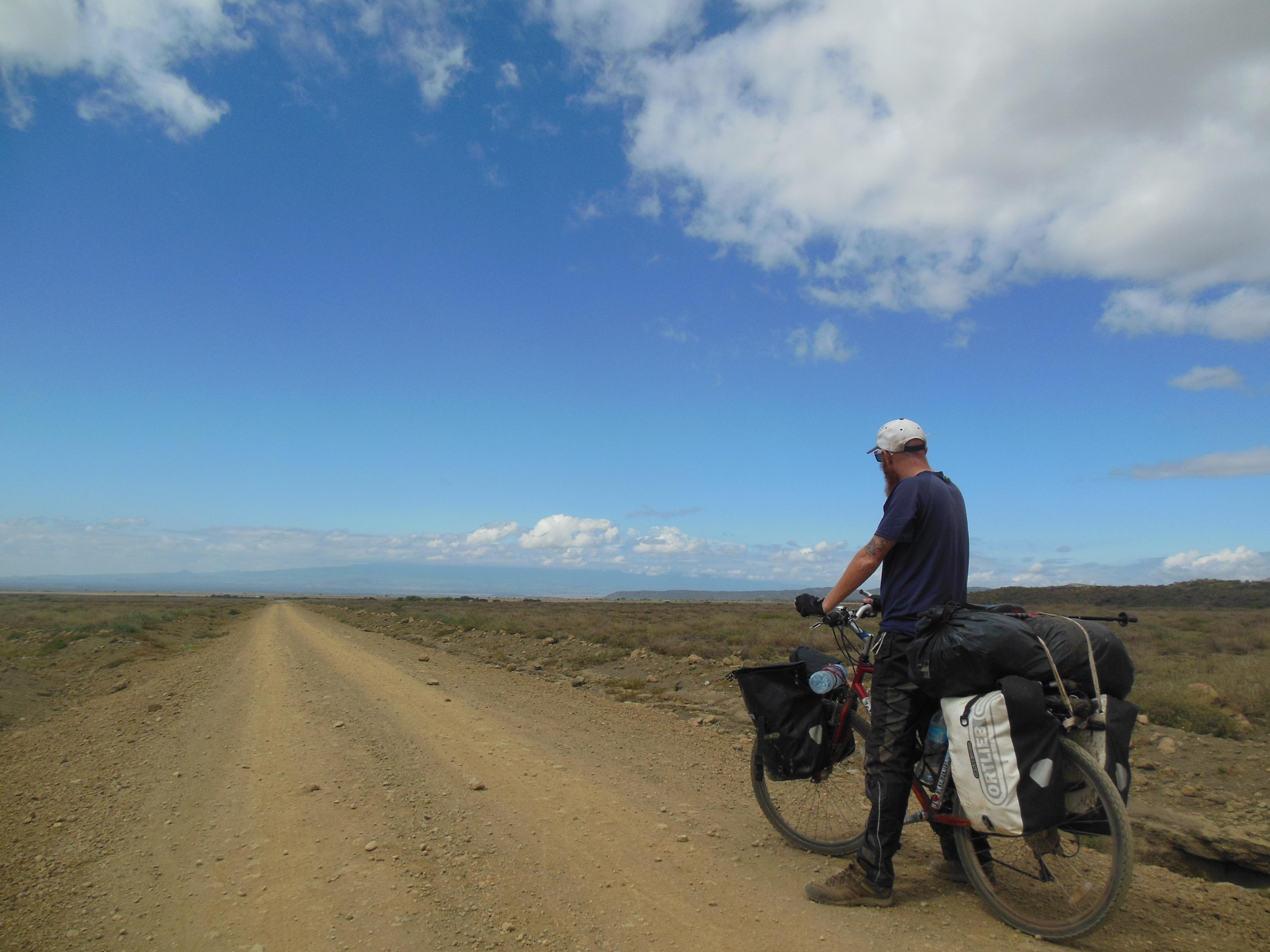 3. Dirt Road