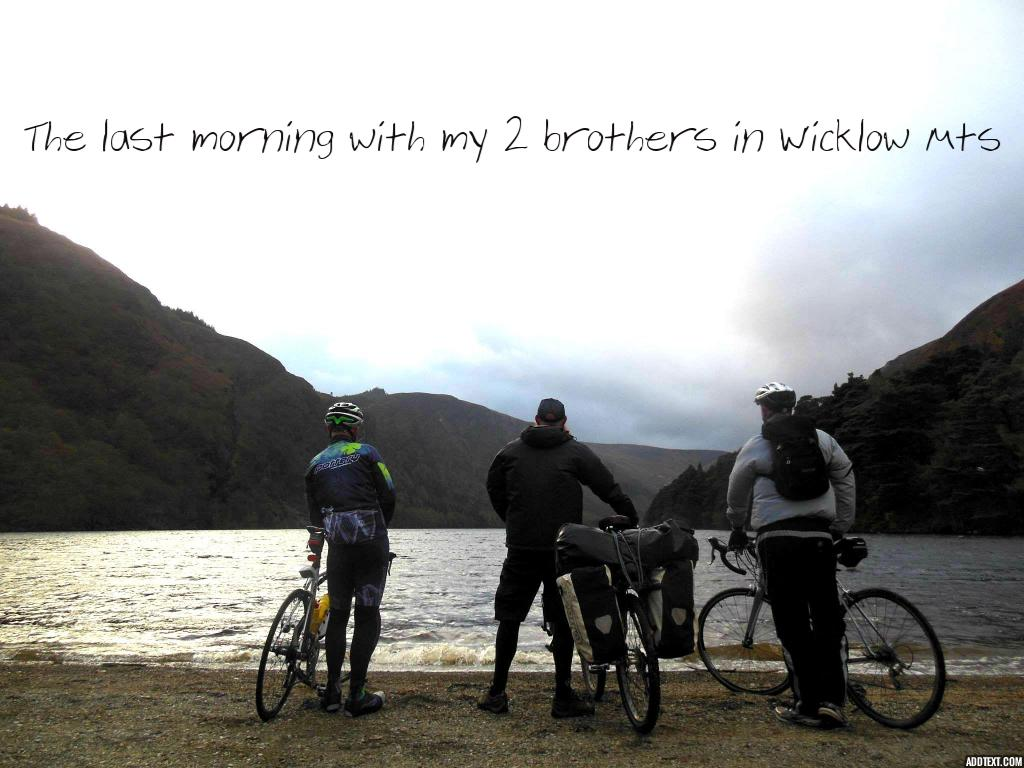 glendalough cycle