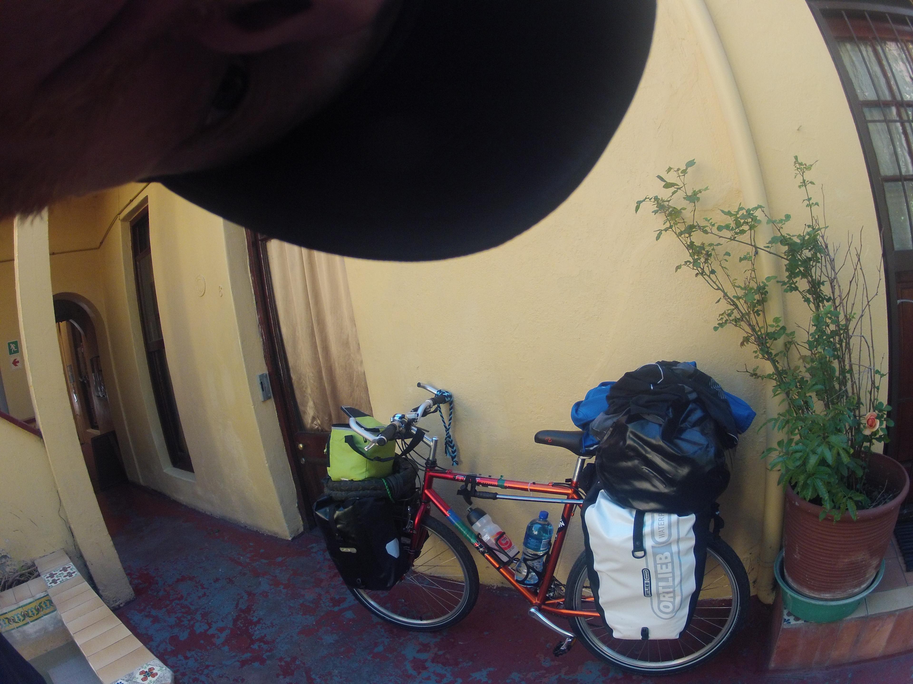 Bicycle tour Africa