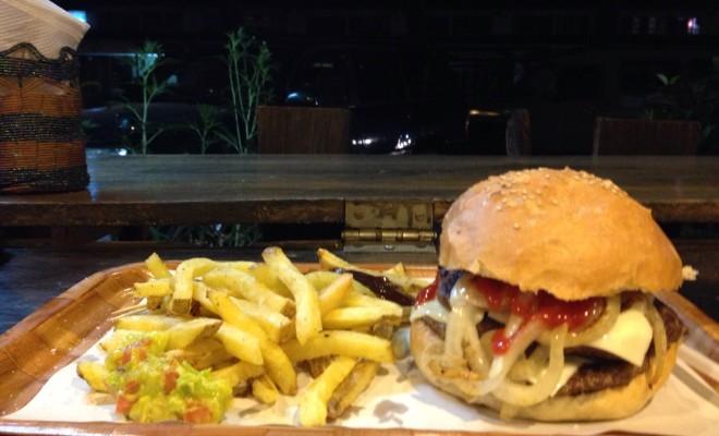 Alpha Burger Arusha