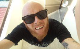 Irish Vlogger Derek Cullen