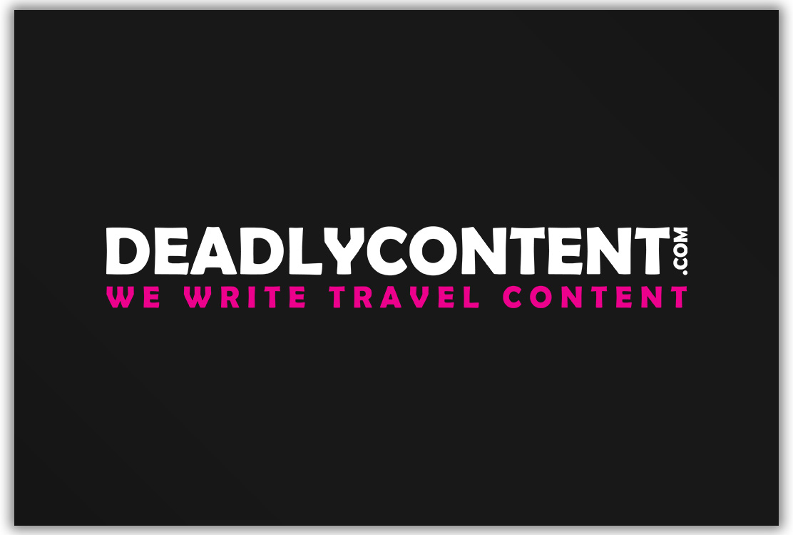 Logo for Deadly Content website