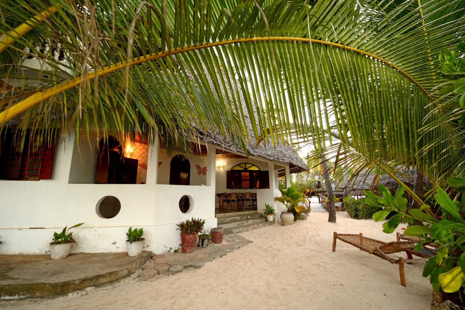 Hostel in Nungwi