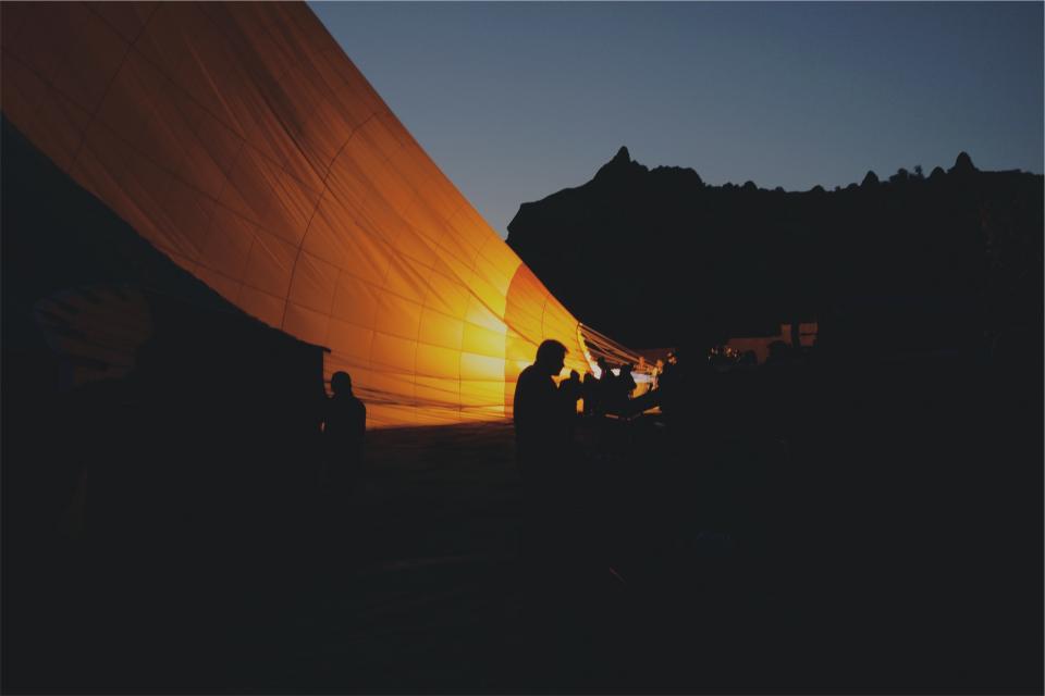 Masai Mara Hot Air Balloon Review Africa