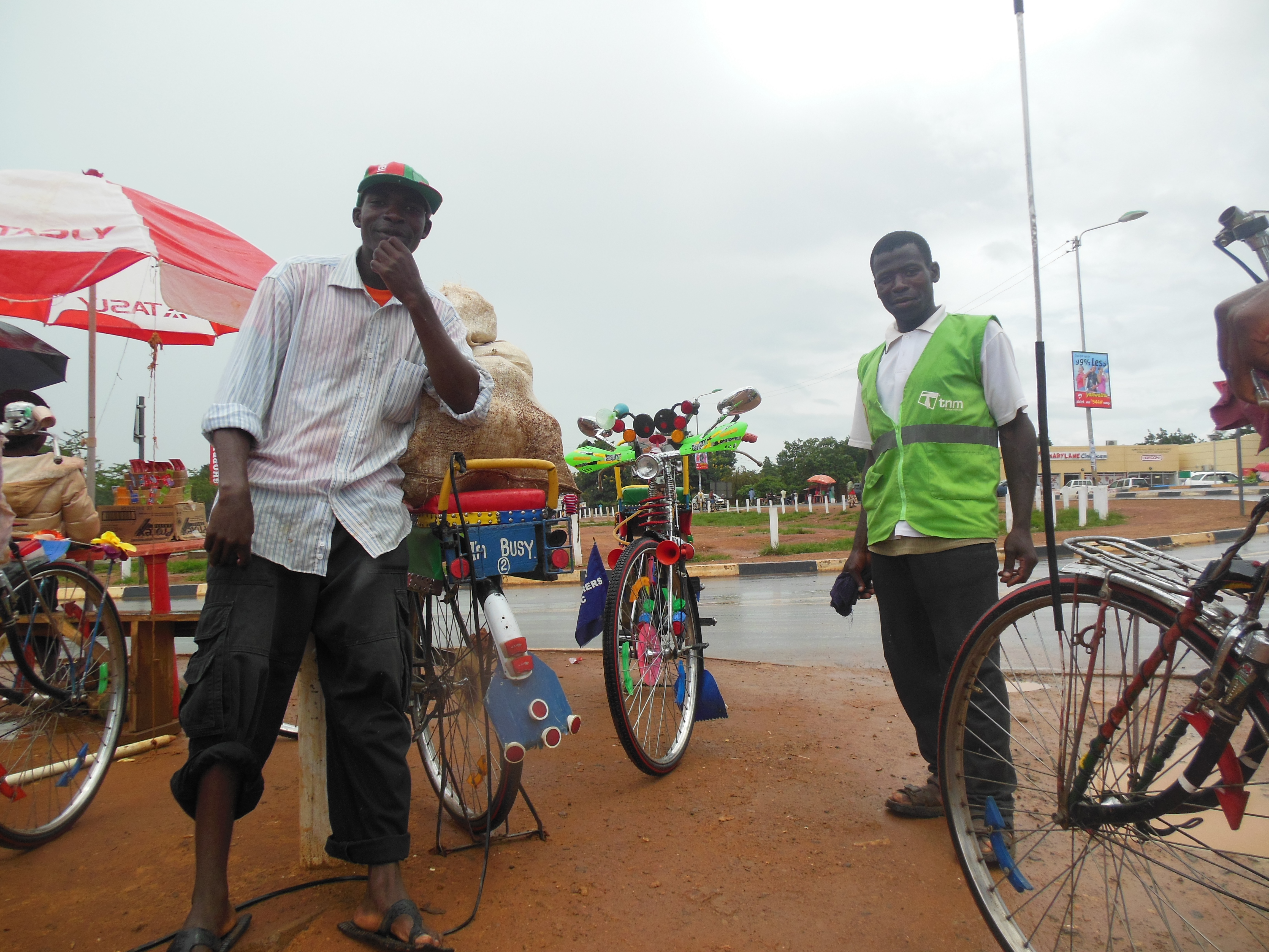 Malawi bicycle