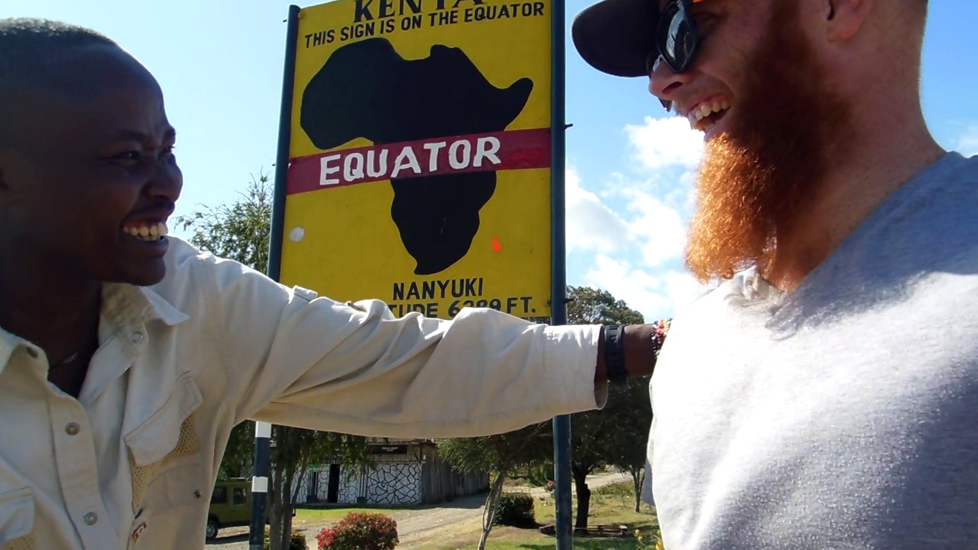 kenya border