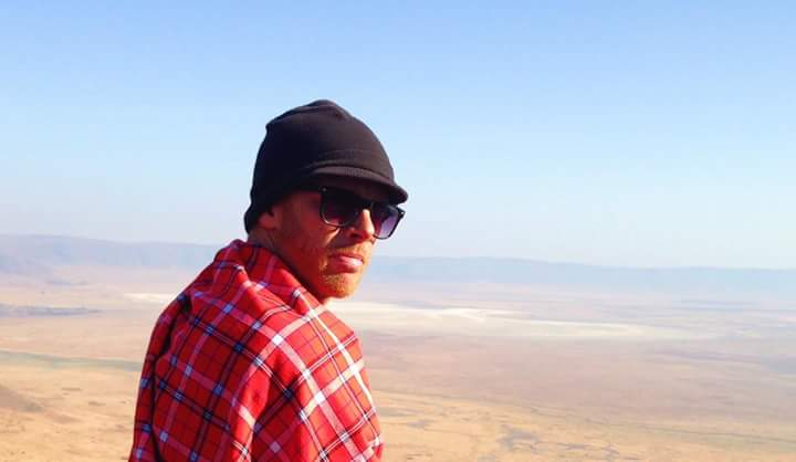 Derek Cullen Backpacking Around Kenya