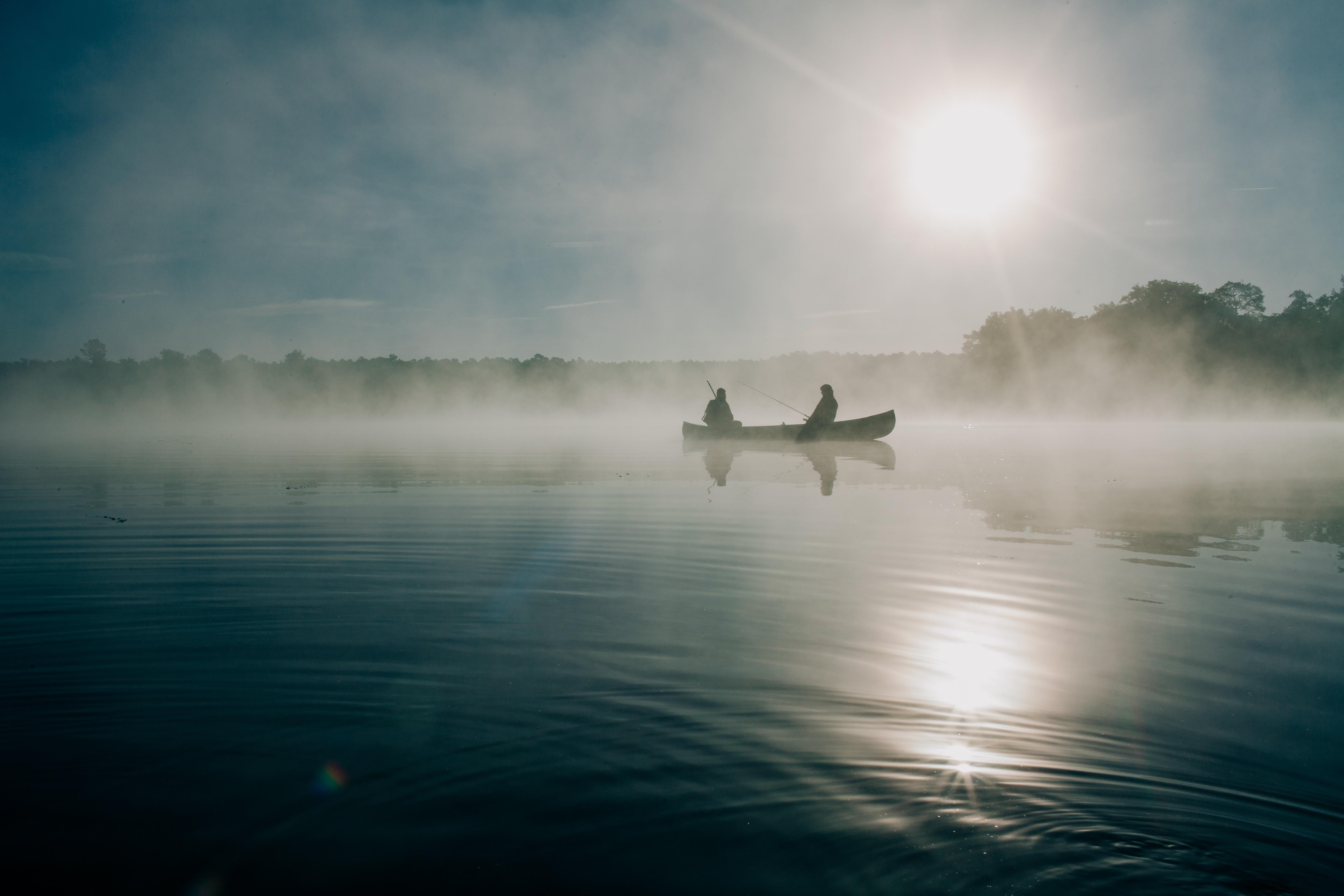 Canoe Lake Malawi