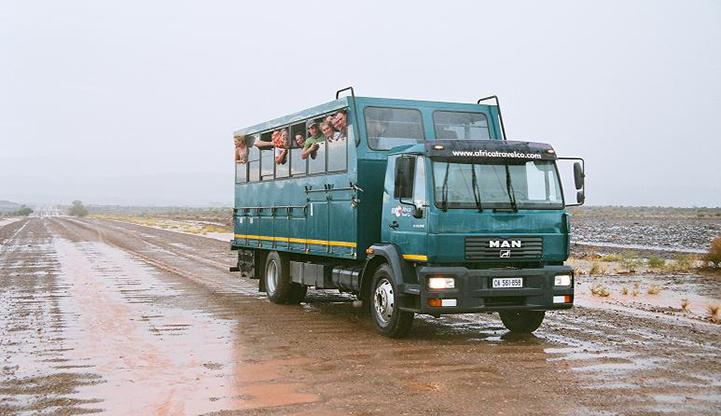 Africa Travel Company