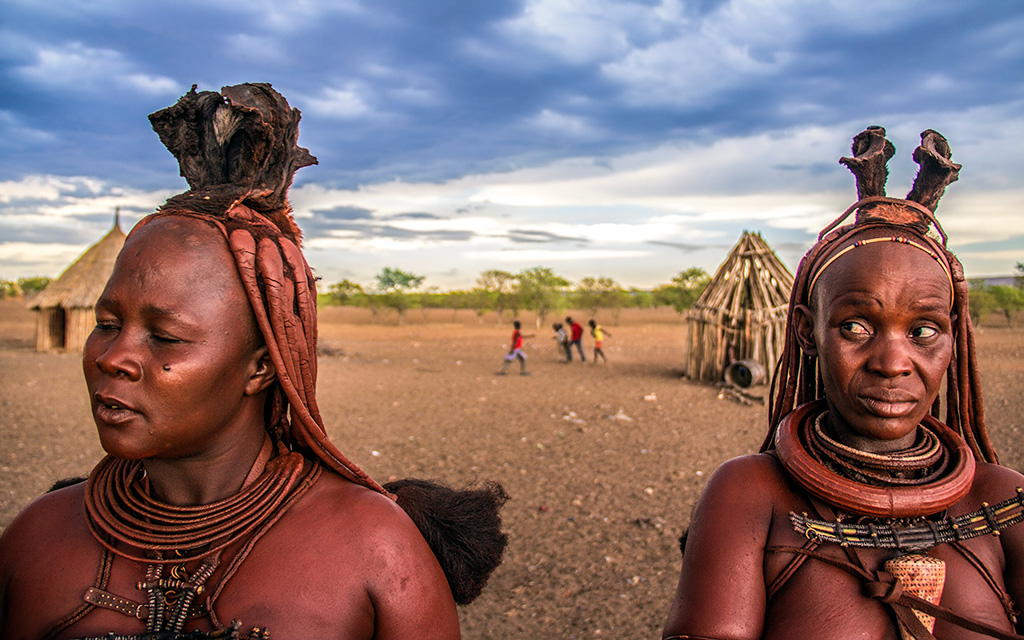 Himba Tribe Africa