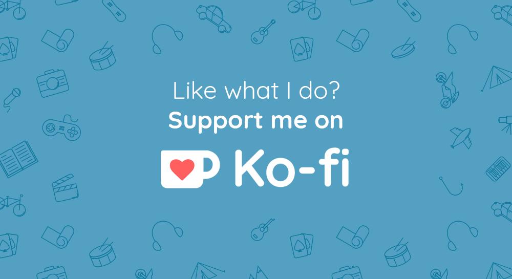 Ko Fi Logo