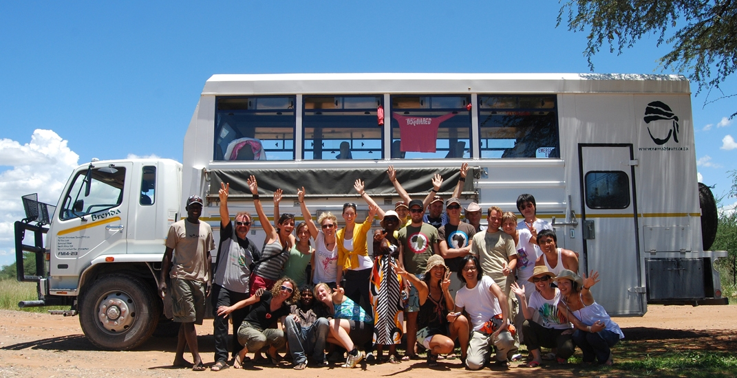 Overland Tour Operators in Africa