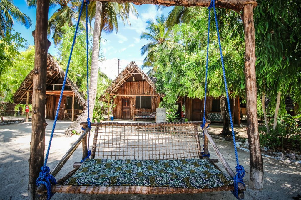 Hostel in Zanzibar